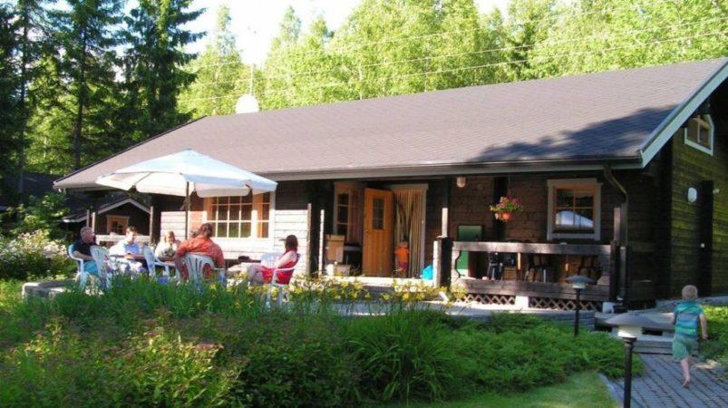 Strukan vuokramökki Pyhtäällä, Etelä-Suomessa