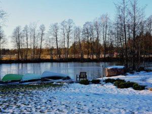 Ranta ja veneet, Kivikoski