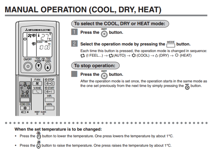 Struka air source heat pump instructions