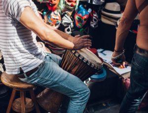 Harjoitustilaa muusikoille
