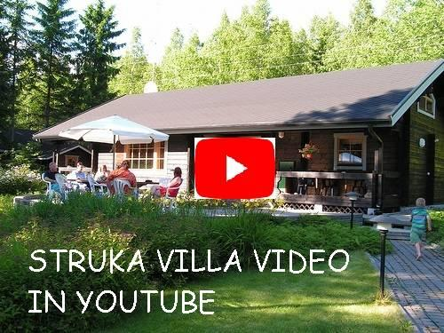 Struka villa presentation in Youtube