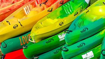 Suomen Kotterian varastotilat tarjoavat mahdollisuuden myös isompien tavaroiden,kuten esim. kanoottien varastointiin